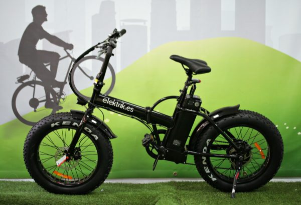 Bicicleta eléctrica Fat Bike. 1120 euros